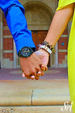 Rashi and Amar (Rashi's UCLA Graduation) Photoshoot